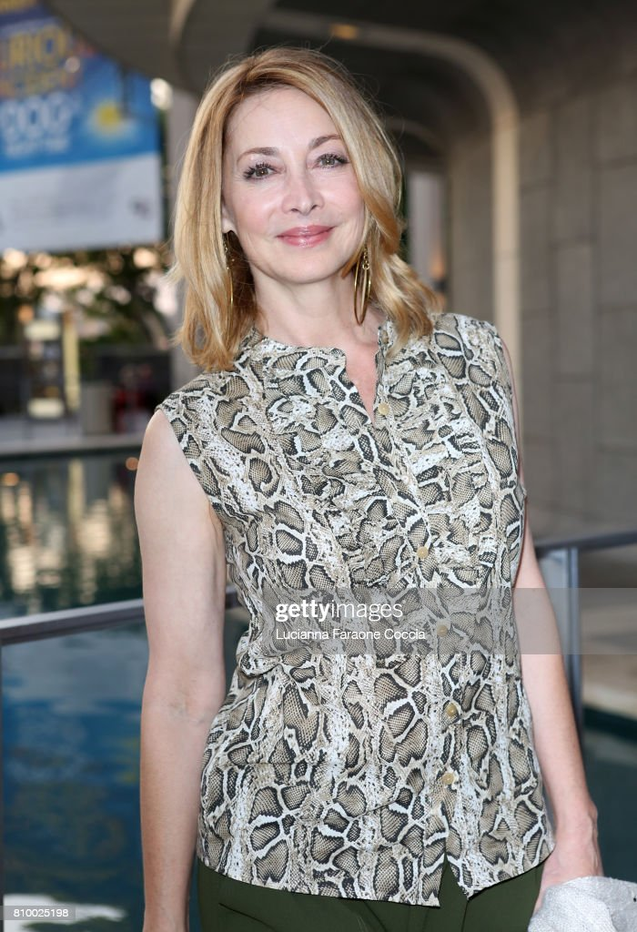Actor Sharon Lawrence attends the Opening Night of 'Heisenberg' at Mark Taper Forum on July 6, 2017 in Los Angeles, California.