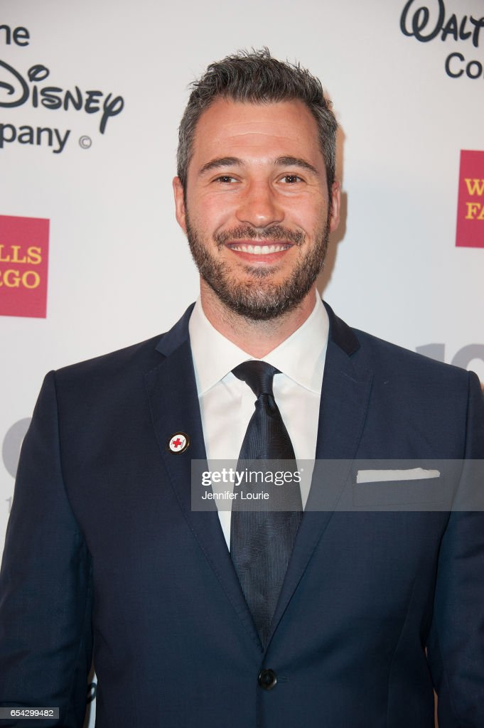 Actor Sharone Hakman attends the American Red Cross Centennial Celebration to Honor Disney as the 'Humanitarian Company of The Year' at the Beverly Wilshire Four Seasons Hotel on March 16, 2017 in Beverly Hills, California.