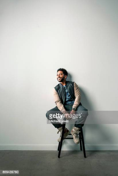 Actor Shaun Brown photographed for Variety on February 24 in Los Angeles California