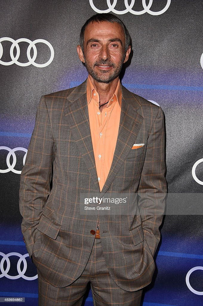 Actor <a gi-track='captionPersonalityLinkClicked' href=/galleries/search?phrase=Shaun+Toub&family=editorial&specificpeople=539601 ng-click='$event.stopPropagation()'>Shaun Toub</a> attends Audi Emmy Week Celebration at Cecconi's Restaurant on August 21, 2014 in Los Angeles, California.