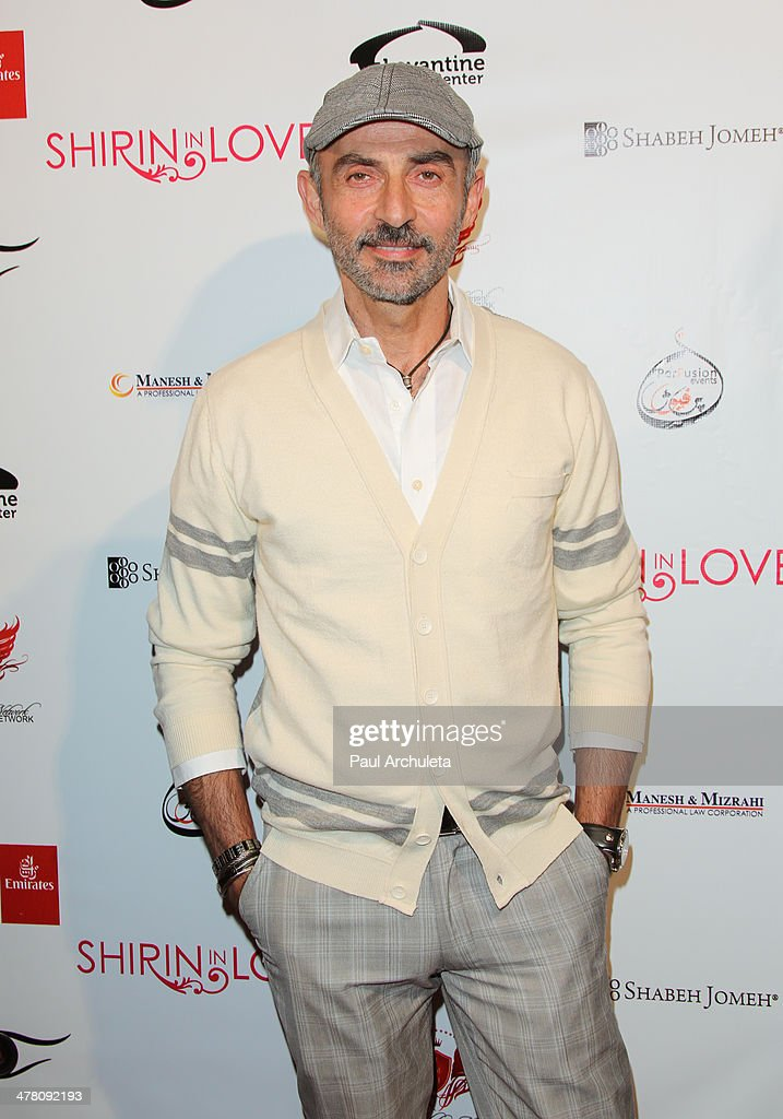 Actor <a gi-track='captionPersonalityLinkClicked' href=/galleries/search?phrase=Shaun+Toub&family=editorial&specificpeople=539601 ng-click='$event.stopPropagation()'>Shaun Toub</a> attends the premiere of 'Shirin In Love' at Avalon on March 11, 2014 in Hollywood, California.