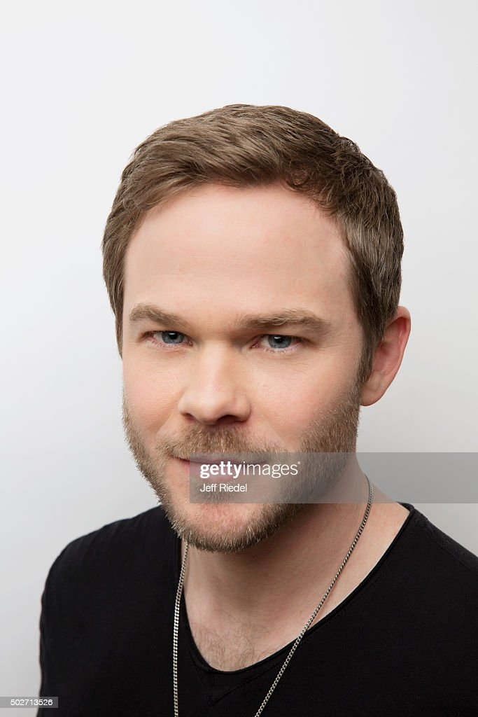 Actor Shawn Ashmore is photographed for TV Guide Magazine on January 17, 2015 in Pasadena, California.