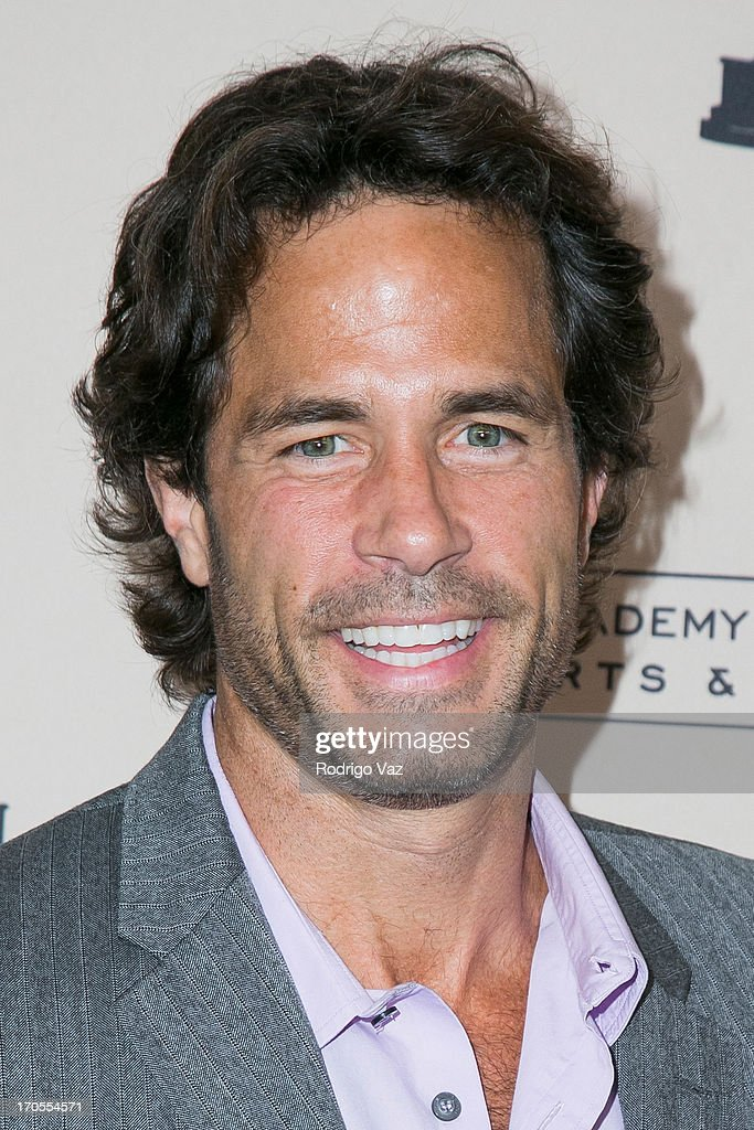 Actor Shawn Christian arrives at the 40th Annual Daytime Emmy Nominees Cocktail Reception at Montage Beverly Hills on June 13, 2013 in Beverly Hills, California.
