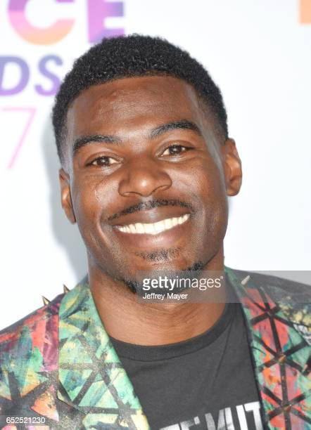 Actor Sheldon Bailey arrives at the Nickelodeon's 2017 Kids' Choice Awards at USC Galen Center on March 11 2017 in Los Angeles California