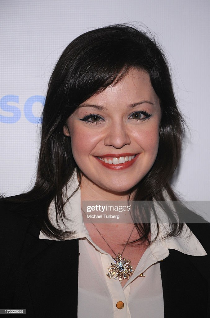 Actor Shelley Regner attends the Gents At Kitson Launch Event at Kitson on Roberston on July 11, 2013 in Beverly Hills, California.