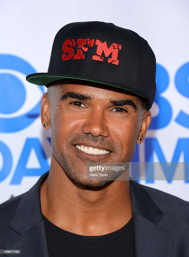 Actor Shemar Moore attends 'CBS Daytime After Dark' at The Comedy Store on October 8, 2013 in West Hollywood, California.