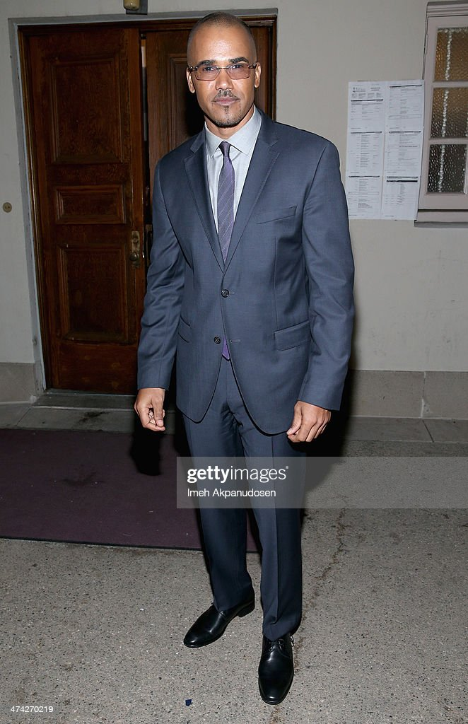 Actor <a gi-track='captionPersonalityLinkClicked' href=/galleries/search?phrase=Shemar+Moore&family=editorial&specificpeople=615750 ng-click='$event.stopPropagation()'>Shemar Moore</a> attends the 45th NAACP Image Awards presented by TV One at Pasadena Civic Auditorium on February 22, 2014 in Pasadena, California.