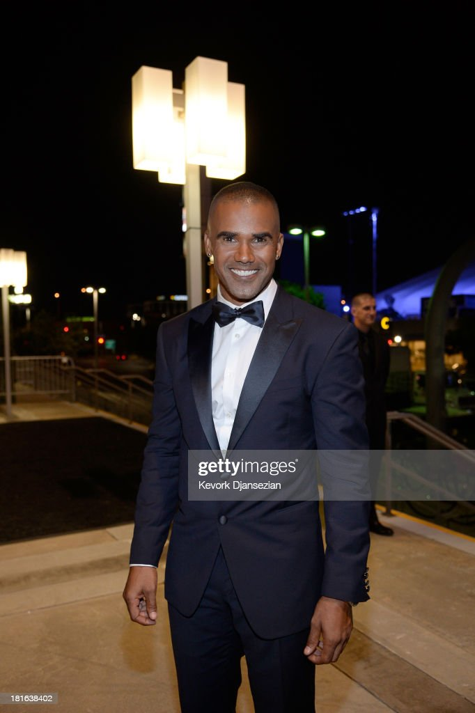 Actor <a gi-track='captionPersonalityLinkClicked' href=/galleries/search?phrase=Shemar+Moore&family=editorial&specificpeople=615750 ng-click='$event.stopPropagation()'>Shemar Moore</a> attends the Governors Ball during the 65th Annual Primetime Emmy Awards at Nokia Theatre L.A. Live on September 22, 2013 in Los Angeles, California.