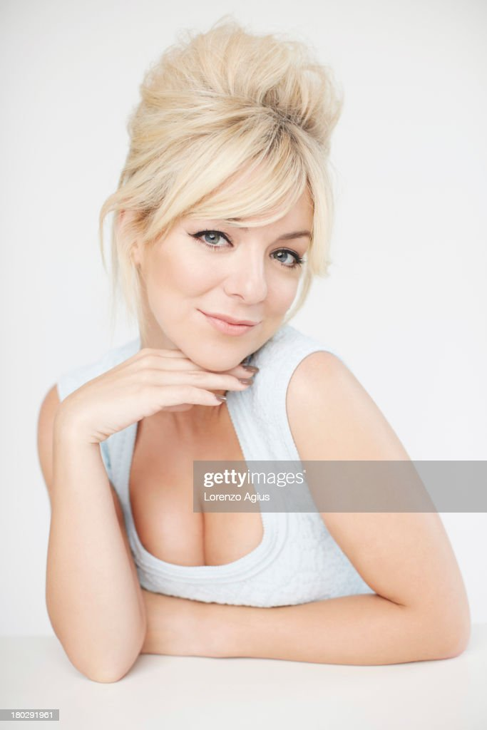 Actor <a gi-track='captionPersonalityLinkClicked' href=/galleries/search?phrase=Sheridan+Smith&family=editorial&specificpeople=4159304 ng-click='$event.stopPropagation()'>Sheridan Smith</a> is photographed for the Telegraph magazine on July 5, 2013 in London, England.