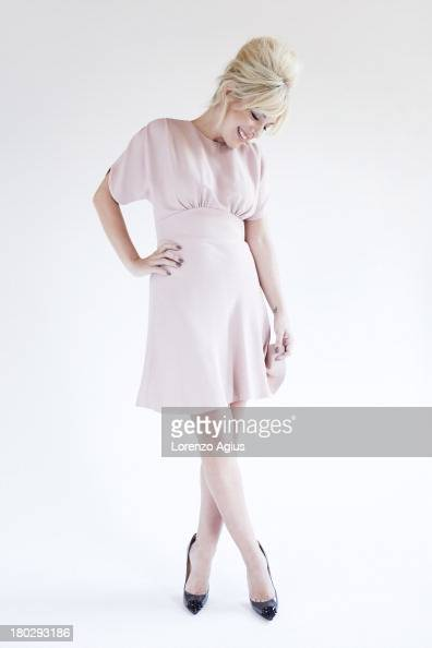 Actor Sheridan Smith is photographed for the Telegraph magazine on July 5 2013 in London England