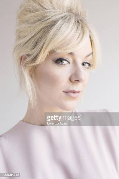 Actor Sheridan Smith is photographed for the Telegraph on July 5 2013 in London England