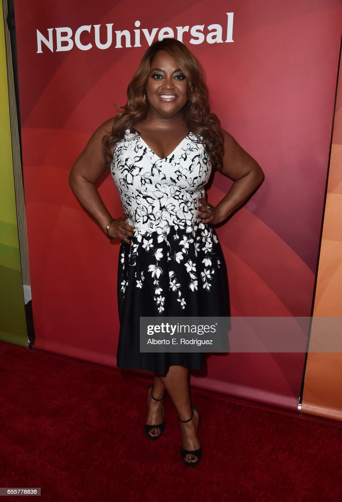 Actor Sherri Shepherd of 'Trial & Error' attends the 2017 NBCUniversal Summer Press Day at The Beverly Hilton Hotel on March 20, 2017 in Beverly Hills, California.