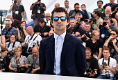 Actor Shia LaBeouf attends the 'American Honey' photocall during the 69th annual Cannes Film Festival at the Palais des Festivals on May 15 2016 in...