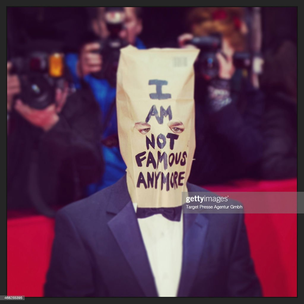 Actor <a gi-track='captionPersonalityLinkClicked' href=/galleries/search?phrase=Shia+LaBeouf&family=editorial&specificpeople=233442 ng-click='$event.stopPropagation()'>Shia LaBeouf</a> attends the 'Nymphomaniac Volume I (long version)' premiere during 64th Berlinale International Film Festival at Berlinale Palast on February 9, 2014 in Berlin, Germany.