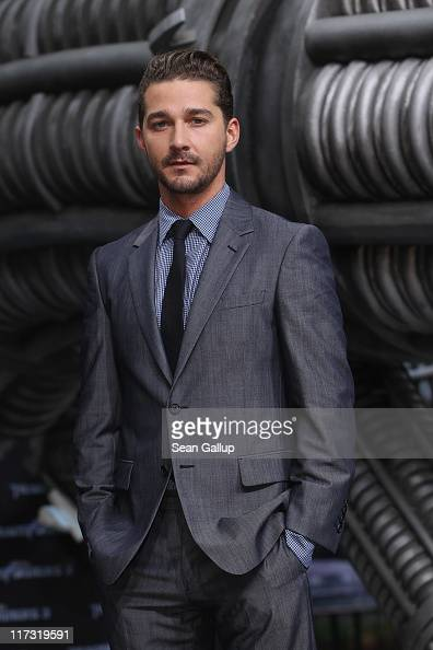 Actor Shia LaBeouf attends the 'Transformers 3' European premiere on June 25 2011 in Berlin Germany