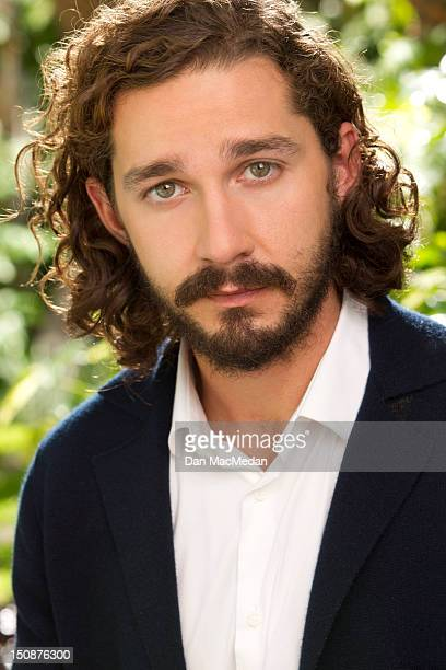 Actor Shia LaBeouf is photographed for USA Today on August 22 2012 in Los Angeles California PUBLISHED IMAGE