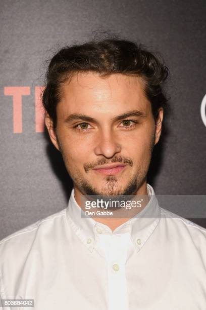 Actor Shiloh Fernandez attends a special screening of 'Gypsy' hosted by Netflix at Public Hotel on June 29 2017 in New York City