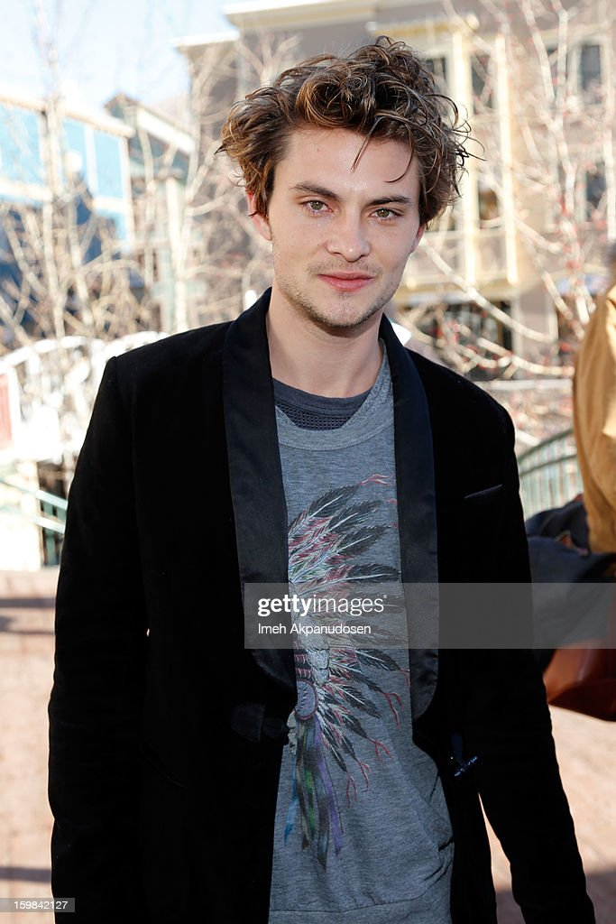 Actor Shiloh Fernandez attends Day 4 of Village At The Lift 2013 on January 21, 2013 in Park City, Utah.