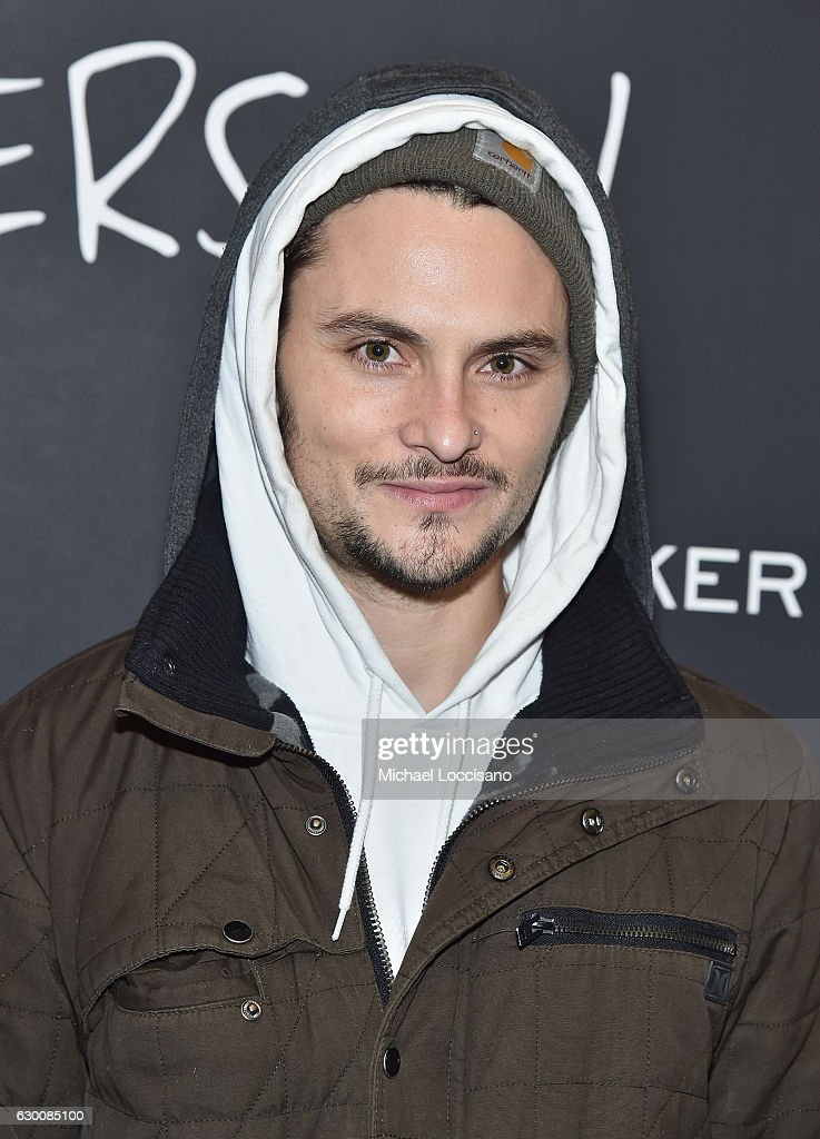 Actor Shiloh Fernandez attends the New York screening of 'Paterson' at Landmark Sunshine Cinema on December 15, 2016 in New York City.