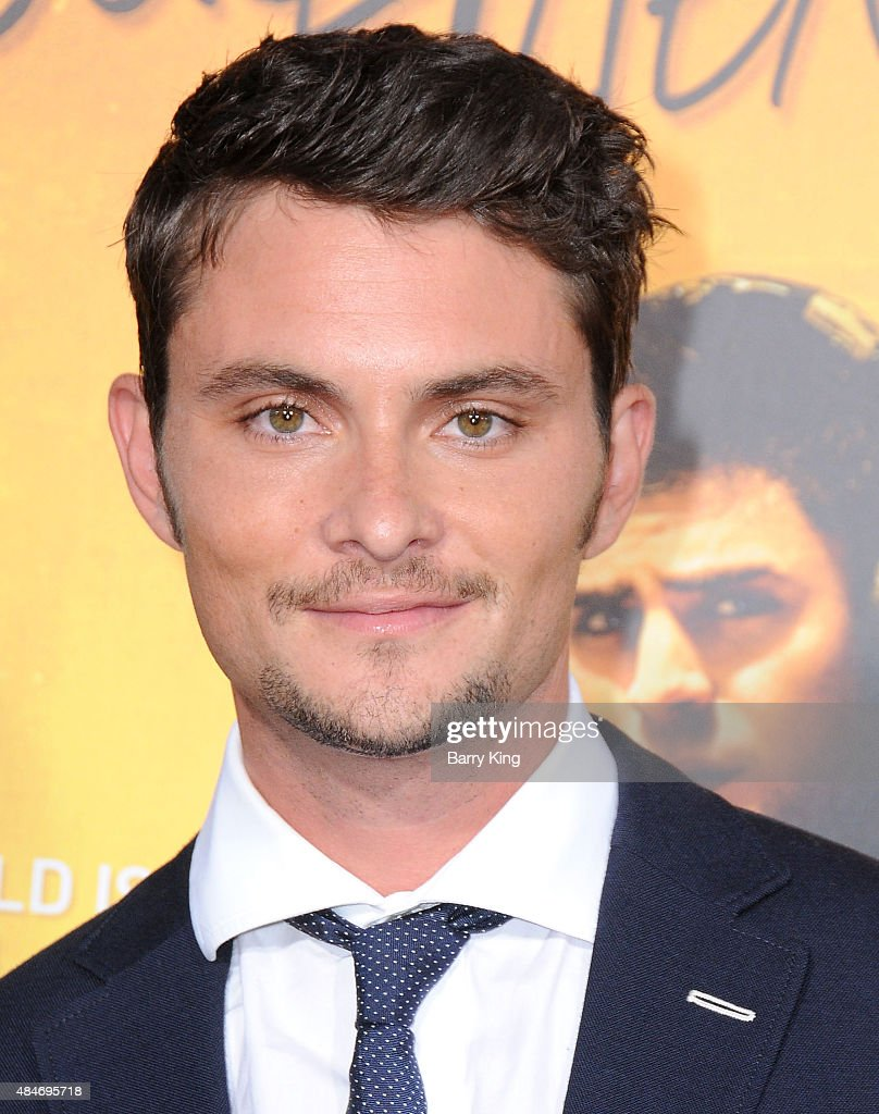 Actor Shiloh Fernandez attends the Premiere of Warner Brothers Pictures' 'We Are Your Friends' at TCL Chinese Theatre on August 20, 2015 in Hollywood, California.