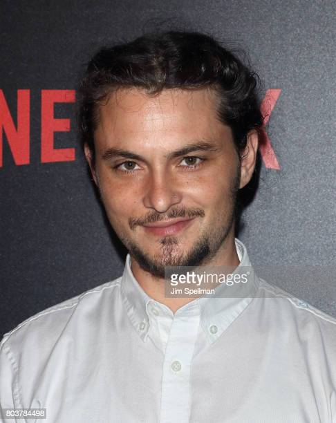 Actor Shiloh Fernandez attends the special screening of 'Gypsy' hosted by Netflix at Public Arts at Public on June 29 2017 in New York City