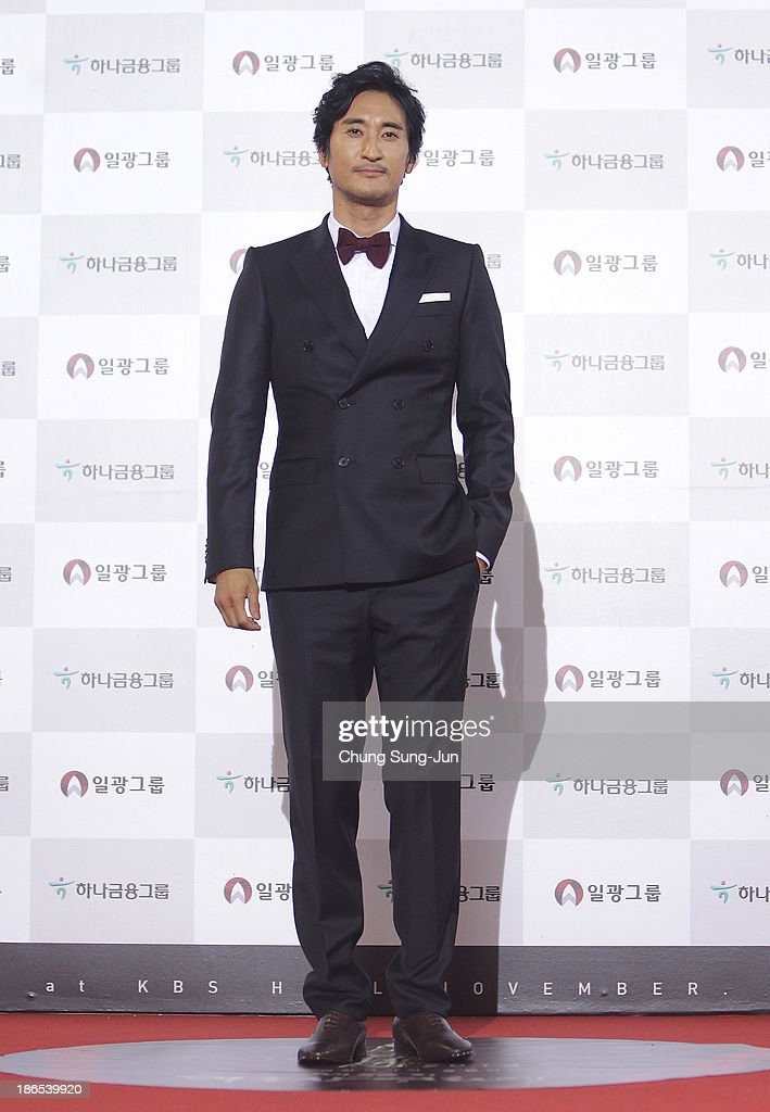 Actor Shin Hyun-Joon arrives for the 50th Daejong Film Awards at KBS hall on November 1, 2013 in Seoul, South Korea.