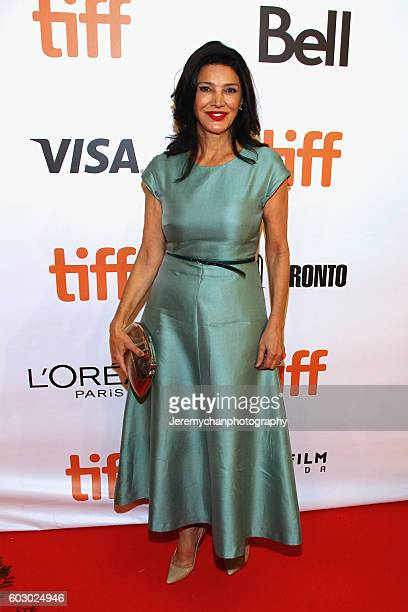 Actor Shohreh Aghdashloo attends 'The Promise' premiere held at Roy Thomson Hall during the Toronto International Film Festival on September 11 2016...