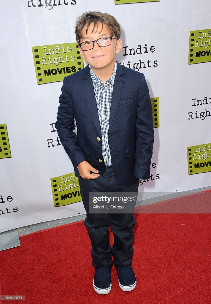 Actor Sid Almohajer arrives for the Premiere Of 'The World Famous Kid Detective' held at The Arena Theater on June 14, 2014 in Hollywood, California.