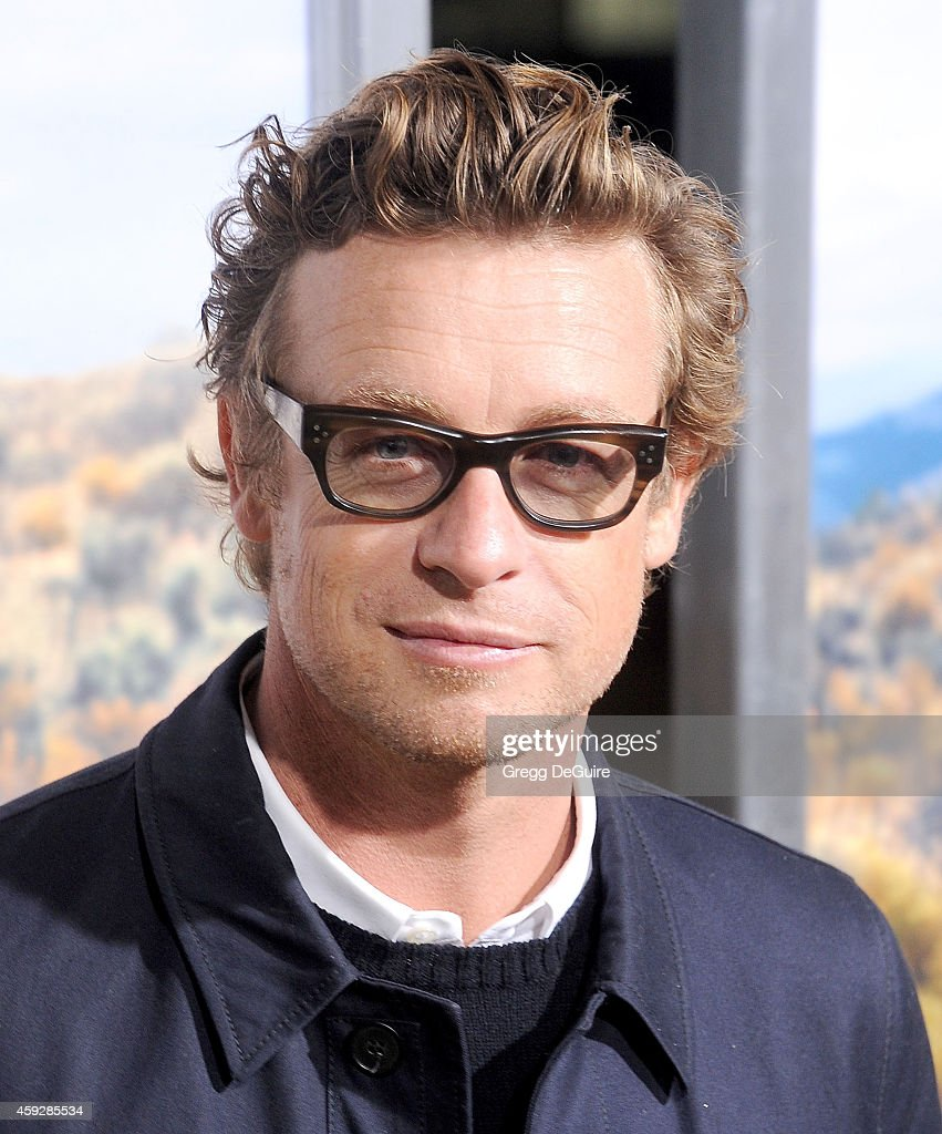Actor <a gi-track='captionPersonalityLinkClicked' href=/galleries/search?phrase=Simon+Baker&family=editorial&specificpeople=206176 ng-click='$event.stopPropagation()'>Simon Baker</a> arrives at the Los Angeles premiere of 'Wild' at AMPAS Samuel Goldwyn Theater on November 19, 2014 in Beverly Hills, California.