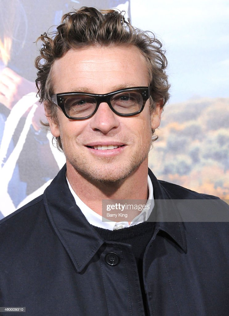 Actor <a gi-track='captionPersonalityLinkClicked' href=/galleries/search?phrase=Simon+Baker&family=editorial&specificpeople=206176 ng-click='$event.stopPropagation()'>Simon Baker</a> arrives at the Los Angeles Premiere 'Wild' at AMPAS Goldwyn Theater on November 19, 2014 in Beverly Hills, California.