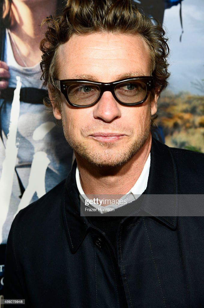 Actor <a gi-track='captionPersonalityLinkClicked' href=/galleries/search?phrase=Simon+Baker&family=editorial&specificpeople=206176 ng-click='$event.stopPropagation()'>Simon Baker</a> attends the premiere of Fox Searchlight's 'Wild' at AMPAS Samuel Goldwyn Theater on November 19, 2014 in Beverly Hills, California.