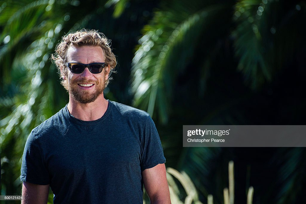 Actor <a gi-track='captionPersonalityLinkClicked' href=/galleries/search?phrase=Simon+Baker&family=editorial&specificpeople=206176 ng-click='$event.stopPropagation()'>Simon Baker</a> before a Tropfest media conference on December 6, 2015 in Sydney, Australia. Tropfest 2015 was cancelled three weeks before the event due to funding issues.