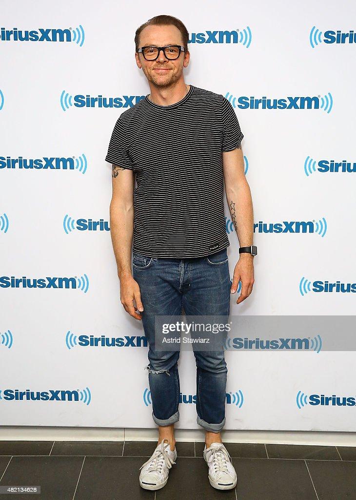 Celebrities Visit SiriusXM Studios - July 27, 2015