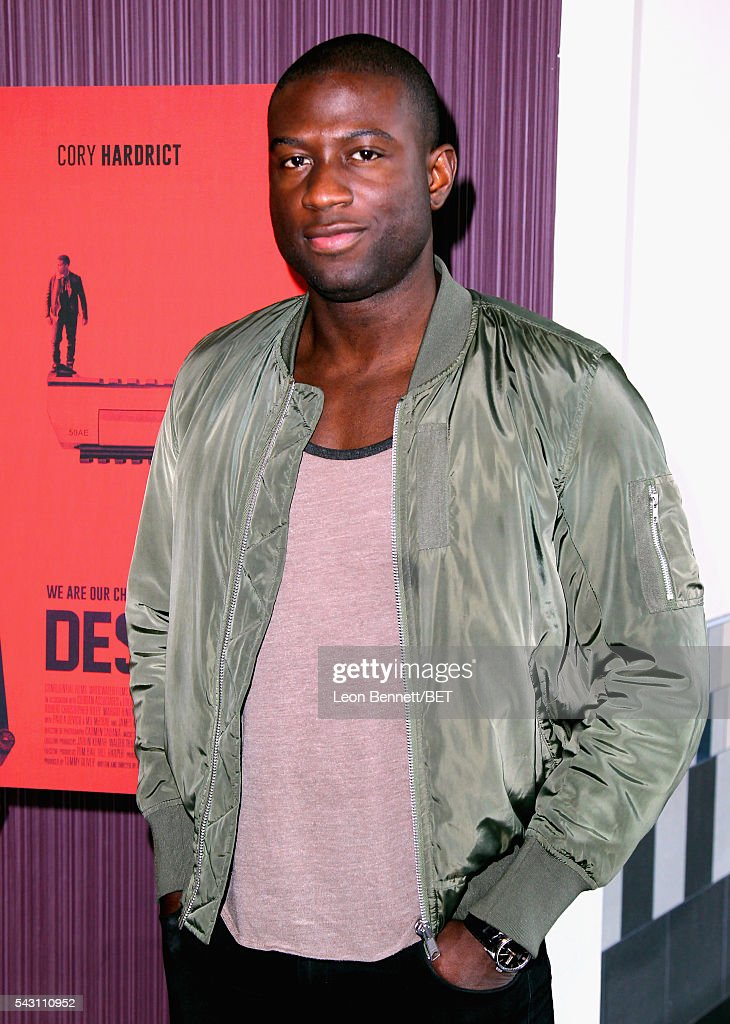 Actor Sinqua Walls attends the ABFF Encore @ BET Experience Screening 'Destined' during the 2016 BET Experience on June 25, 2016 in Los Angeles, California.
