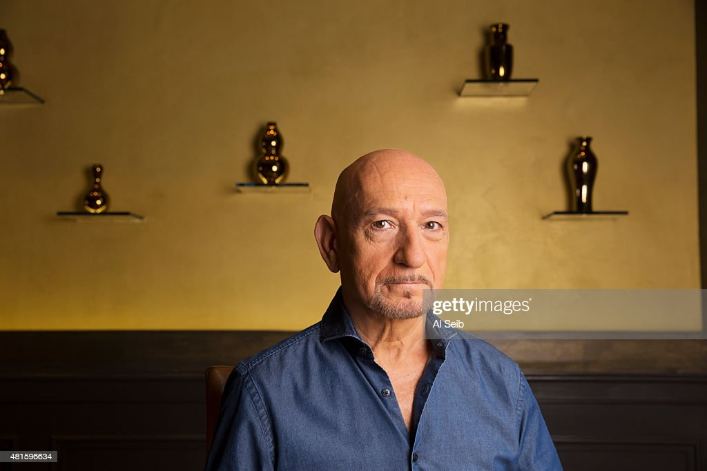 Ben Kingsley, Los Angeles Times, July 16, 2015