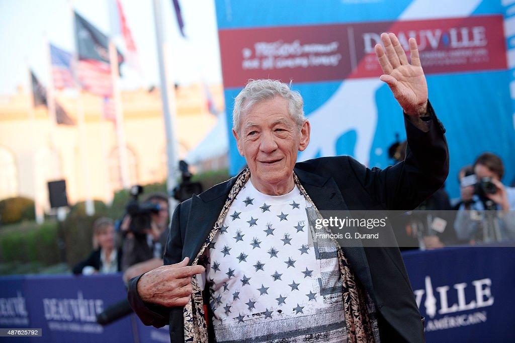 'Mr Holmes' Premiere - 41st Deauville American Film Festival