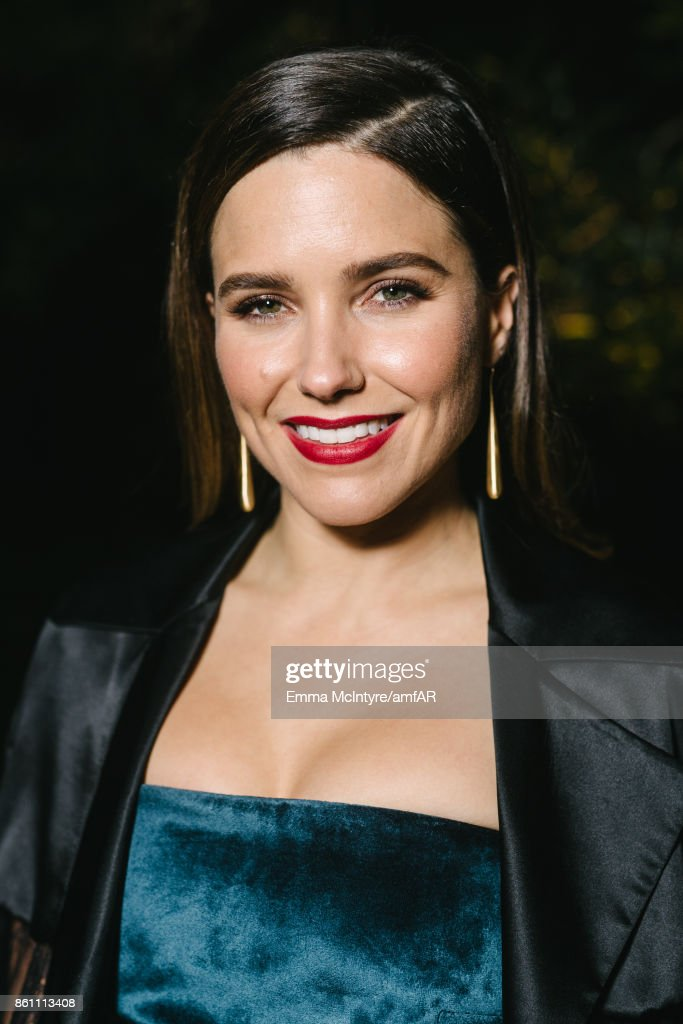 Actor Sophia Bush poses for a portrait at Ron Burkle's Green Acres Estate on October 13, 2017 in Beverly Hills, California