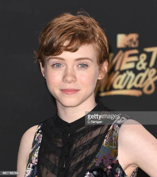 Actor Sophia Lillis attends the 2017 MTV Movie and TV Awards at The Shrine Auditorium on May 7 2017 in Los Angeles California