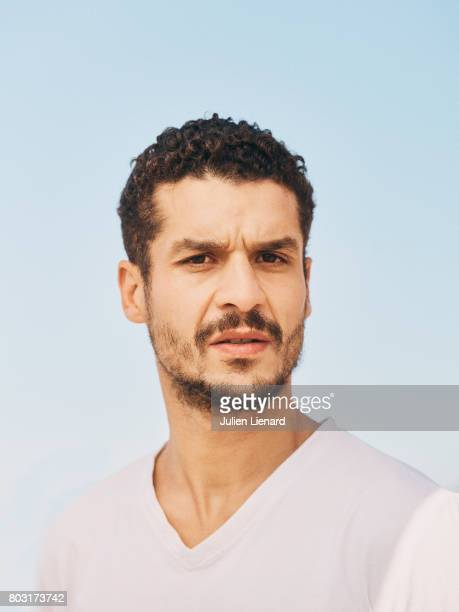 Actor Soufiane Gerrab is photographed for Self Assignment on June 16 2017 in Cabourg France