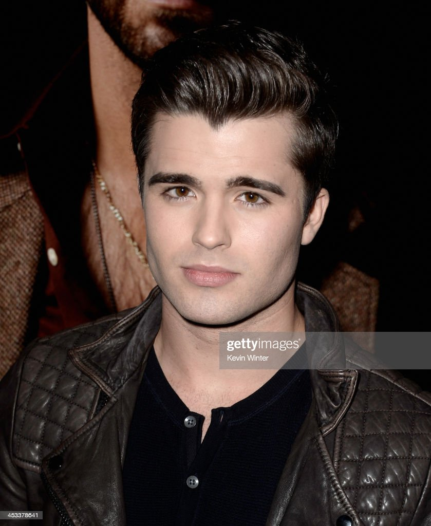 Actor <a gi-track='captionPersonalityLinkClicked' href=/galleries/search?phrase=Spencer+Boldman&family=editorial&specificpeople=8538570 ng-click='$event.stopPropagation()'>Spencer Boldman</a> attends Columbia Pictures And Annapurna Pictures' 'American Hustle' Special Screening at Directors Guild Of America on December 3, 2013 in Los Angeles, California.