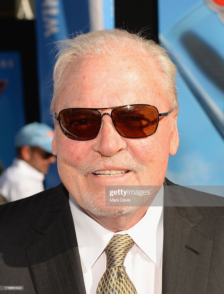 Actor <a gi-track='captionPersonalityLinkClicked' href=/galleries/search?phrase=Stacy+Keach&family=editorial&specificpeople=742852 ng-click='$event.stopPropagation()'>Stacy Keach</a> attends the premiere of Disney's 'Planes' at the El Capitan Theatre on August 5, 2013 in Hollywood, California.