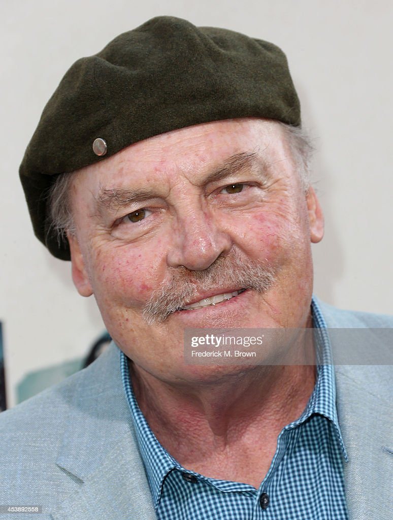 Actor Stacy Keach attends the Premiere of New Line Cinema's and Metro ...