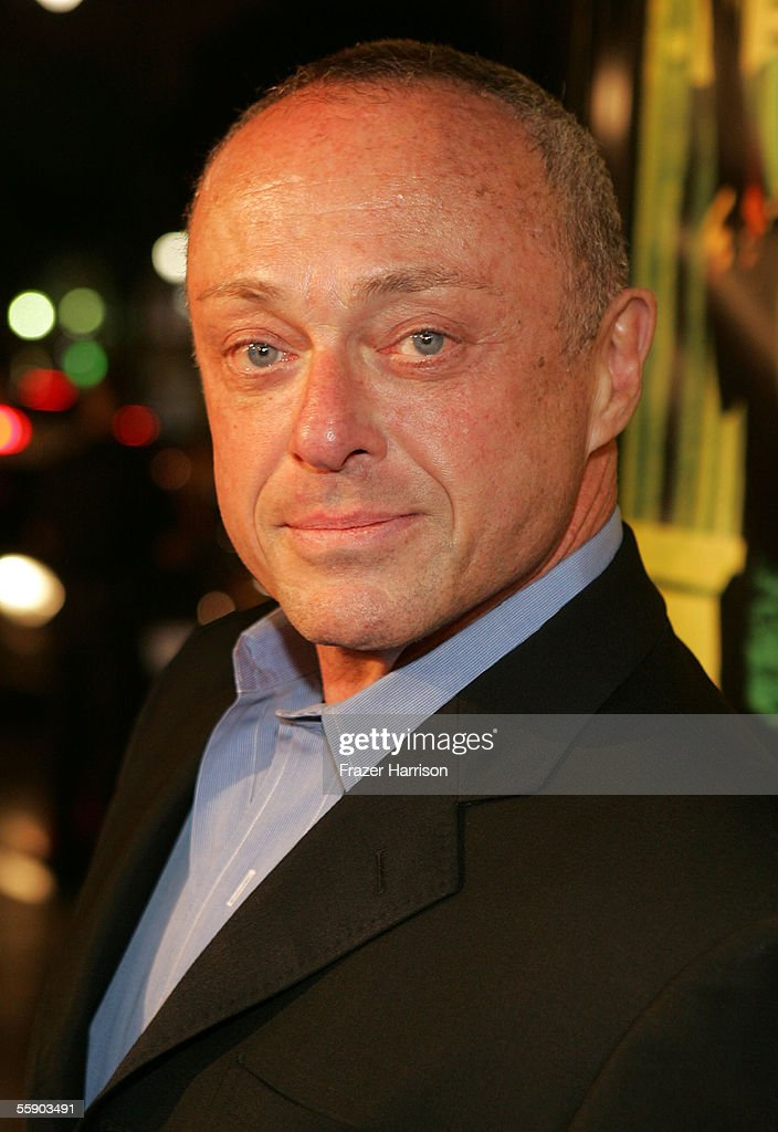 Actor Stanley Kamel arrives at the premiere of 'Domino' at the Graumans Chinese Theatre on October 11 2005 in Hollywood California