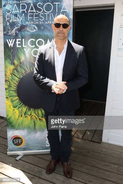 Actor Stanley Tucci attends 'In Conversation with Stanley Tucci' during the 2017 Sarasota Film Festival on April 8 2017 in Sarasota Florida