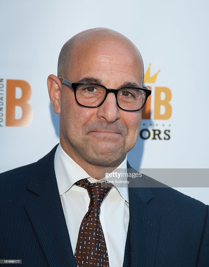Actor <a gi-track='captionPersonalityLinkClicked' href=/galleries/search?phrase=Stanley+Tucci&family=editorial&specificpeople=209366 ng-click='$event.stopPropagation()'>Stanley Tucci</a> attends The Mario Batali Foundation Inaugural Honors Dinner at Del Posto Ristorante on September 9, 2012 in New York City.