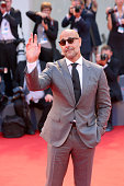 Actor Stanley Tucci attends the premiere of 'Spotlight' during the 72nd Venice Film Festival on September 3 2015 in Venice Italy