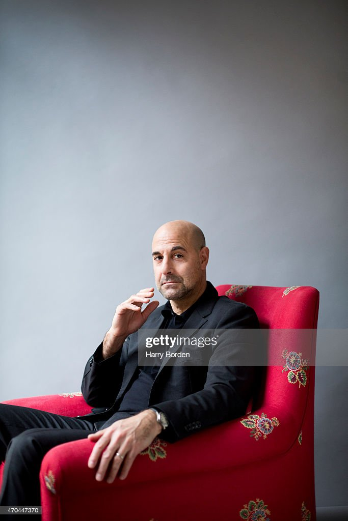 Stanley Tucci, Sunday Times magazine UK, January 18, 2015