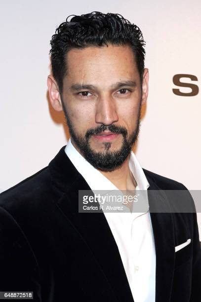 Actor Stany Coppet attends the Fotogramas Magazine cinema awards 2017 at the Joy Eslava Club on March 6 2017 in Madrid Spain