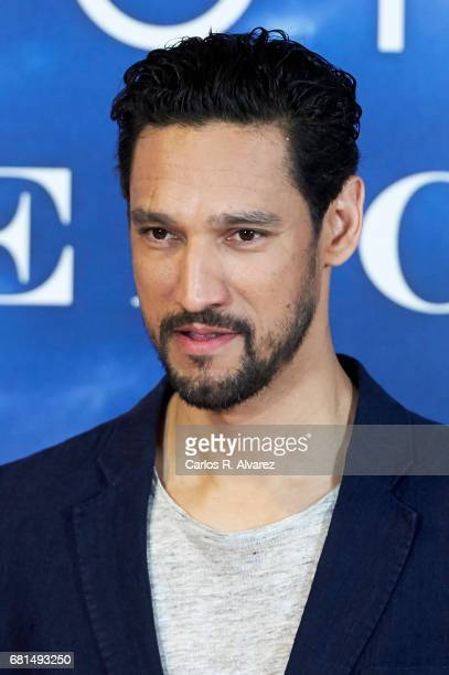 Actor Stany Coppet attends the 'Perdoname Senor' photocall at Mediaset Studios on May 10 2017 in Madrid Spain