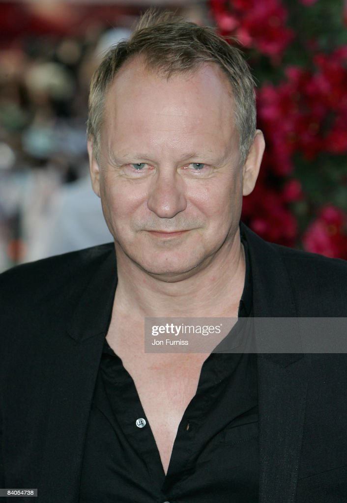 Actor Stellan Skarsgard attends the Mamma Mia! The Movie world premiere held at the Odeon Leicester Square on June 30, 2008 in London, England.